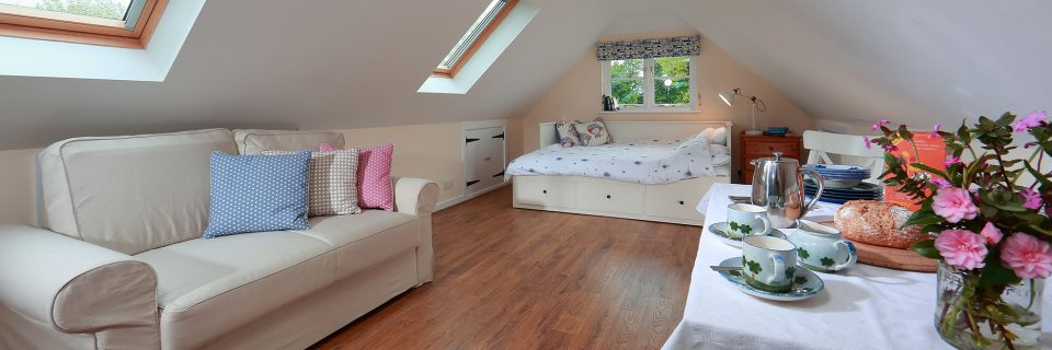 Find out more about our fabulous studio accommodation