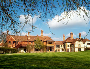 Visit Gilbert White Museum and gardens in Selborne