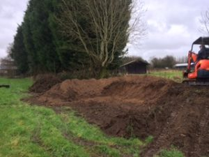 Two man groundworks